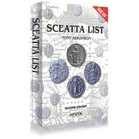 Sceatta list book 3D cover new large