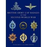 book british army cap badges ii