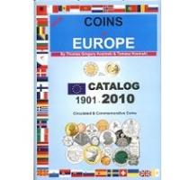 book coins of europe 1901 2010