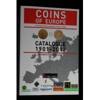book coins of europe 1901 2012