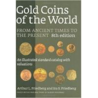book gold coins of the world 8th ed
