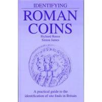 book identifying roman coins