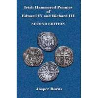 book irish hammered pennies edward iv and richard iii