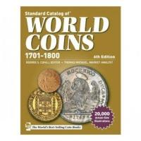 book krause world coins 1701 1800