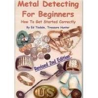 book metal detecting for beginners