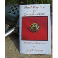 book metal detecting for spanish treasure