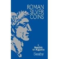 book roman silver coins vol 1