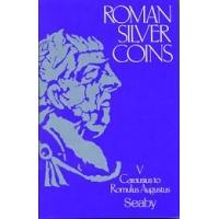 book roman silver coins vol 5