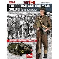 book the british and canadian soldiers in normandy