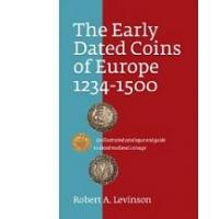book the early dated coins of europe