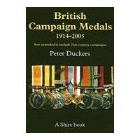 british campaign medals 1914 2005