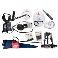 detector minelab gpx 5000 pro pack