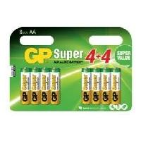 gp super alkaline 4 4aaa batterijen