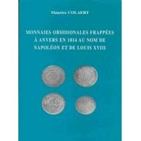 livre monnaies obsidionales frappees a anvers