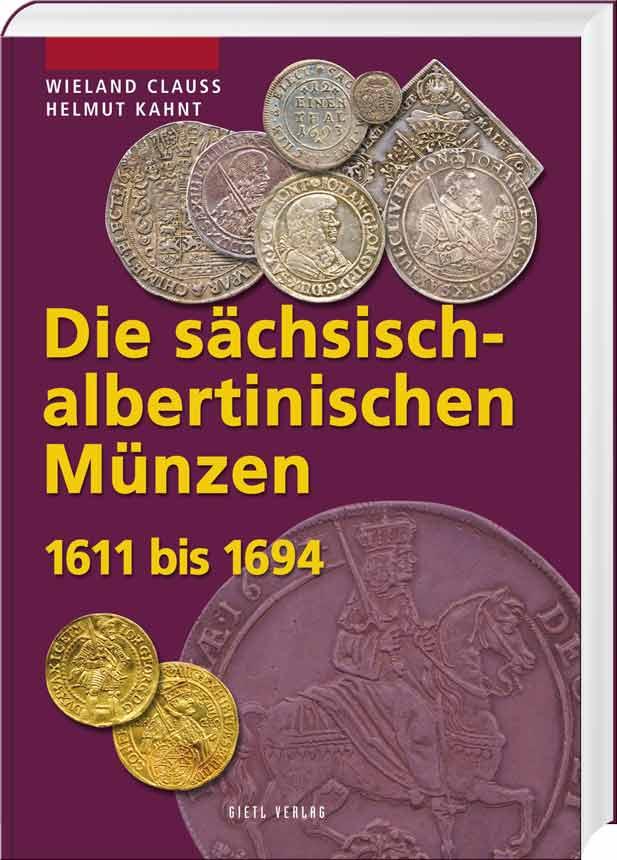 Die Sächsisch Albertinischen Münzen 1611 1694 Livres Allemand